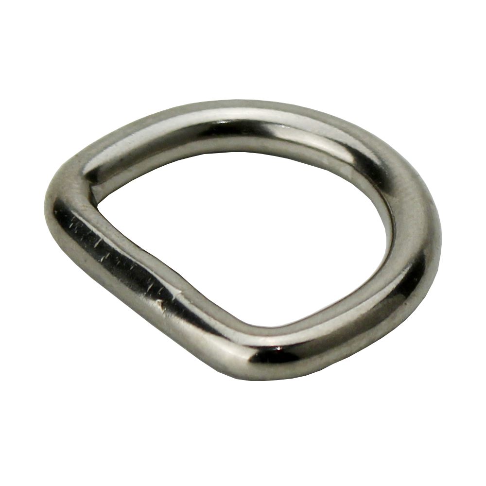 D-Rings Stainless Steel