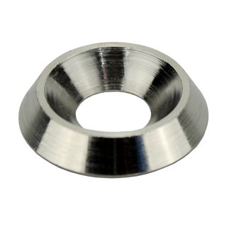 Countersunk washers full metal stainless steel A2 V2A for M4 - countersunk discs steel discs metal discs stainless steel discs