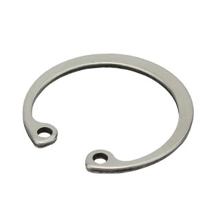 Retaining rings for holes stainless steel 105 mm DIN472 V2A A2 - seeger rings snap rings grooved rings stainless steel rings metal rings